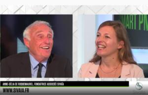 Read more about the article Première interview TV pour Sivaïa, menée par Jean-Marc Sylvestre