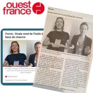 Read more about the article Sivaia vend de l'huile à base de chanvre