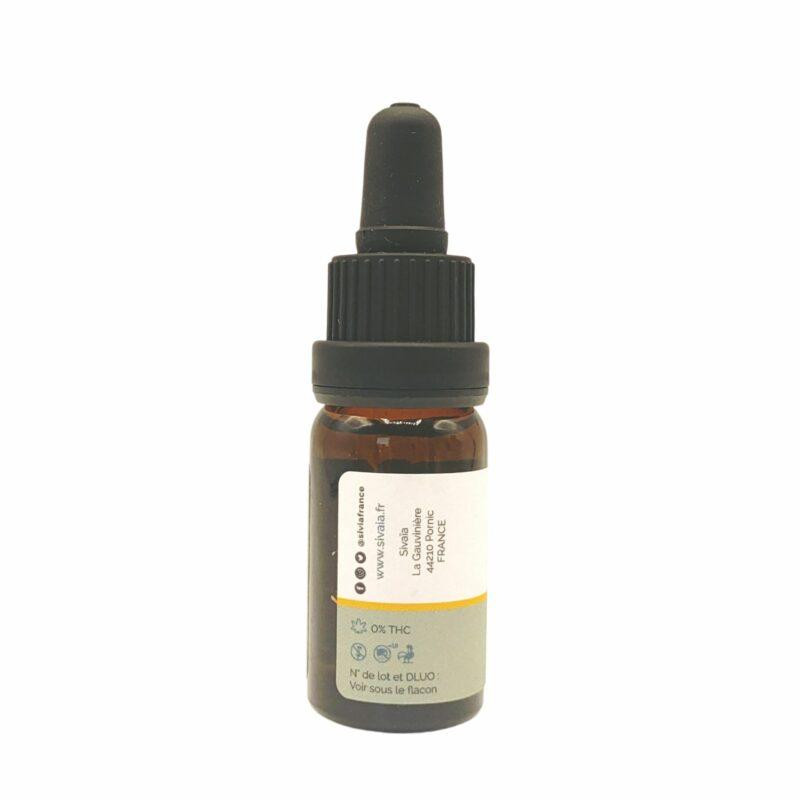 Fiole huile de CBD Chanvre 5%