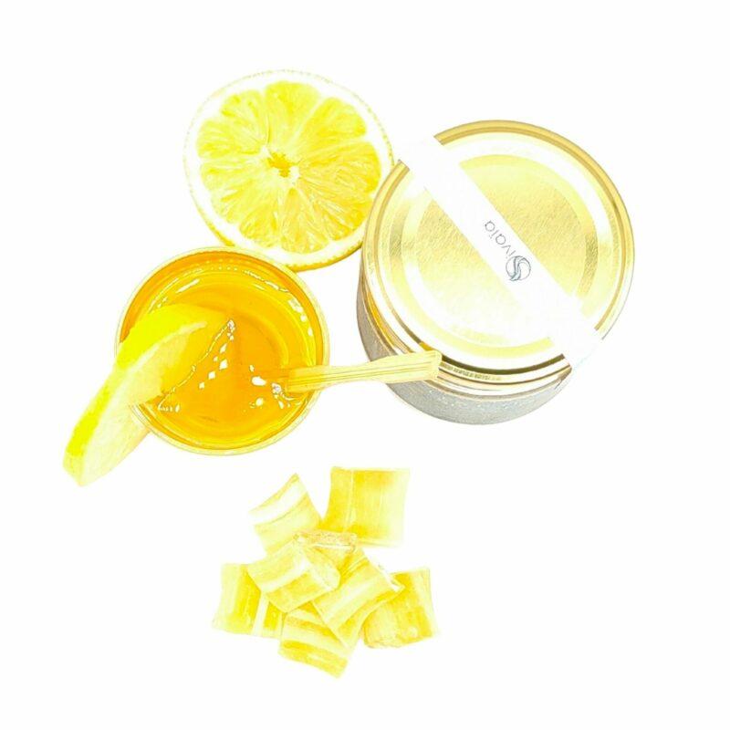 Sivaïa P'tits Sivazen au CBD Bonbons durs Miel de lavande Citron